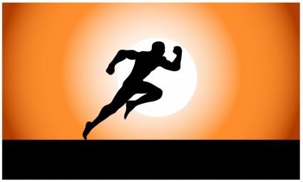 running_silueta